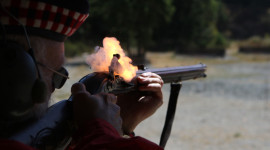 Malahat Marauders Black Powder Rendezvous